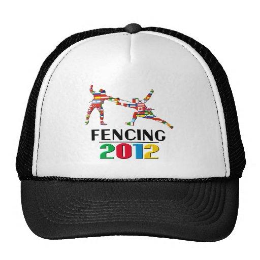 2012: Fencing Trucker Hat