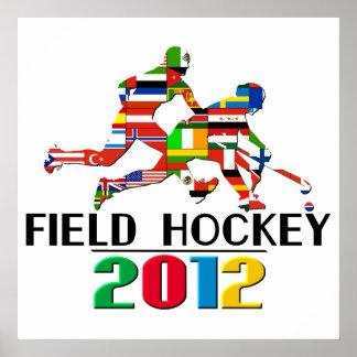 2012: Field Hockey Poster