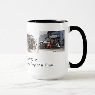 2012 GAP Service Dog Mug