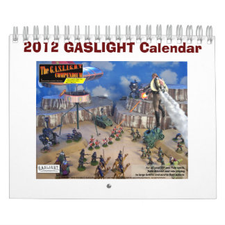 2012 GASLIGHT Calendar