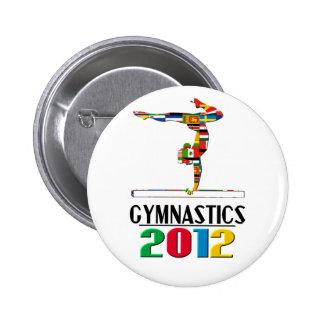 2012: Gimnasia Pin