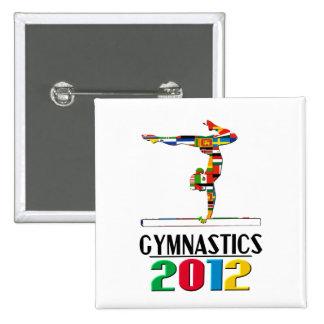2012: Gimnasia Pins