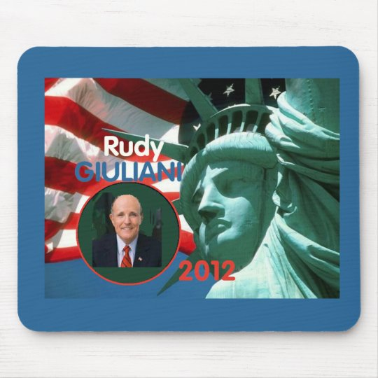 2012 Giuliani Mousepad