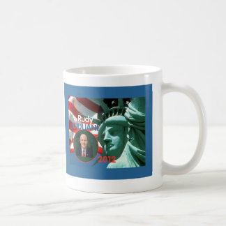 2012 Giuliani Mug