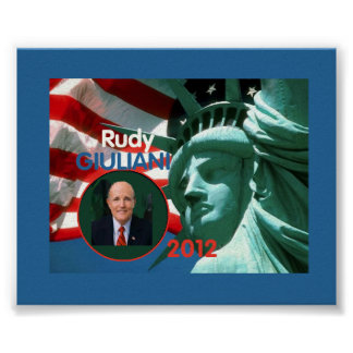 2012 Giuliani Poster