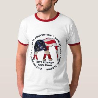 2012 GOP Convention Romney Ryan T-Shirt