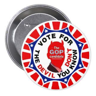 2012 GOP Devil pin