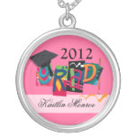 2012 Graduate GradGear by Cheryl Daniels Necklace Custom Jewelry