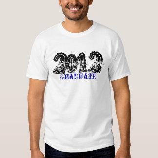 2012 Graduate T Shirt