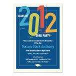 2012 Graduation Fun Party Invitation