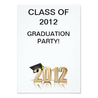 2012 Graduation Invitations