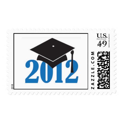 2012 Graduation Postage
