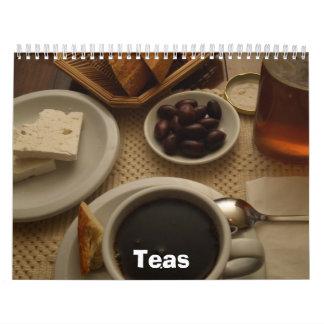 2012 Greek Tea Calendar