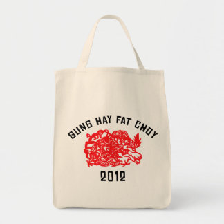 2012 Gung Hay Fat Choy Gift Bag