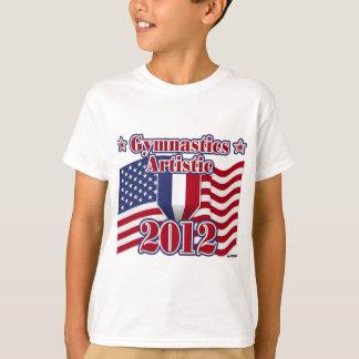 2012 Gymnastics Artistic T-Shirt