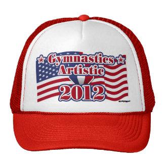 2012 Gymnastics Artistic Trucker Hat