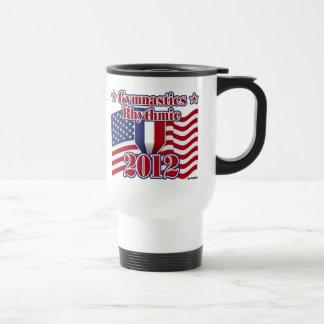 2012 Gymnastics Rhythmic Travel Mug