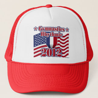 2012 Gymnastics Rhythmic Trucker Hat