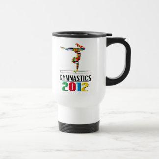 2012: Gymnastics Travel Mug
