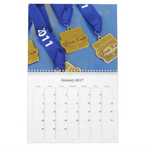 2012 Hartford Marathon Foundation Calendar