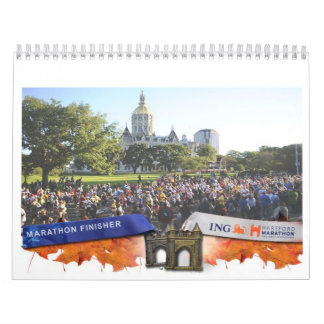 2012 Hartford Marathon Foundation Calendar