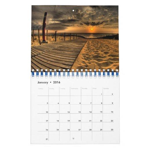2012 HD Landscape Calendar