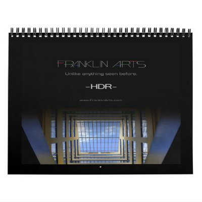 2012 HDR Calendar