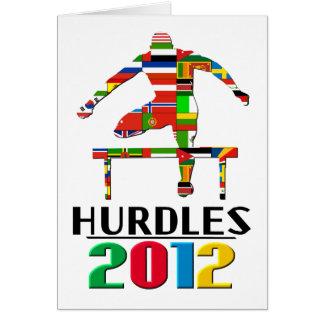 2012: Hurdles Card