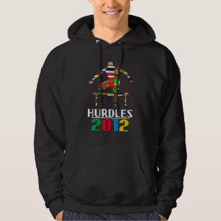 2012: Hurdles Hoodie