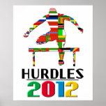 2012: Hurdles Poster
