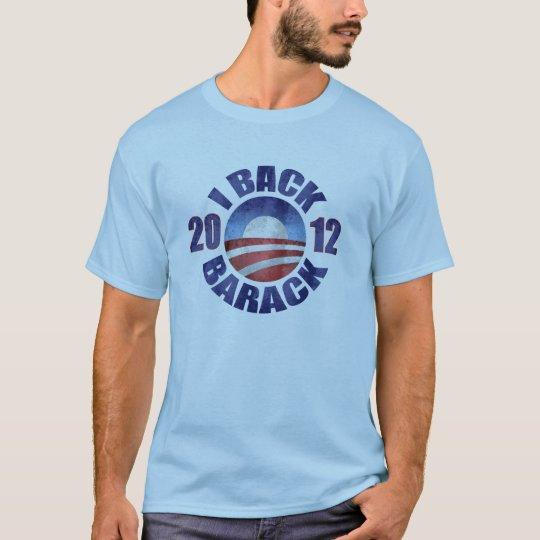2012 I BACK BARACK - WASHED LOOK T-Shirt