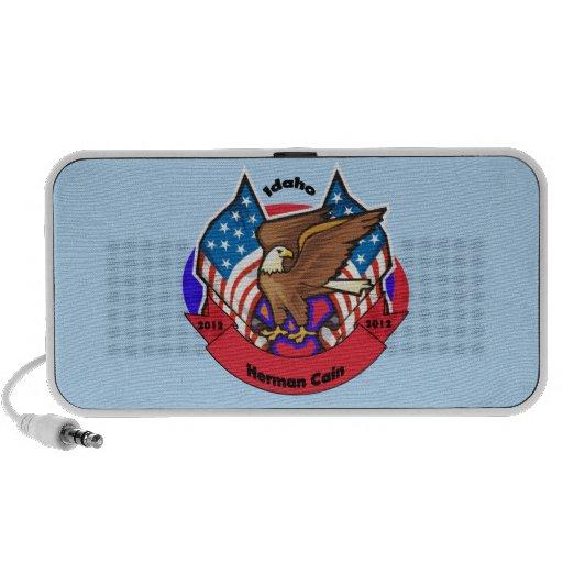 2012 Idaho for Herman Cain Speaker System