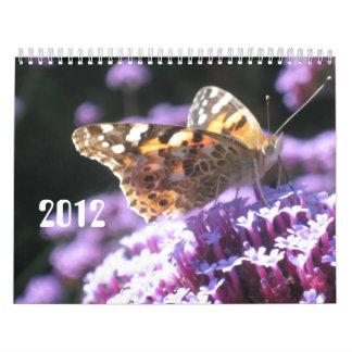 2012 In Nature Calendar