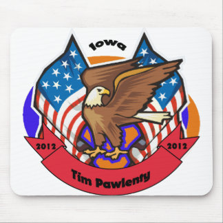 2012 Iowa for Tim Pawlenty Mouse Pad