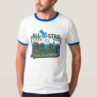 2012 ISSL All Star Game Shirt