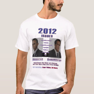 2012 Issues T-Shirt