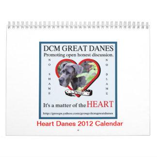 2012 ~ It's a Matter of the HEART Calendar