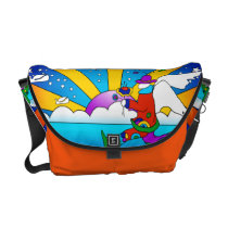 2012 - It's Not the End, It's Only the Beginning Messenger Bag