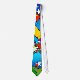 2012-It's Not the End, It's Only the Beginning Neck Tie