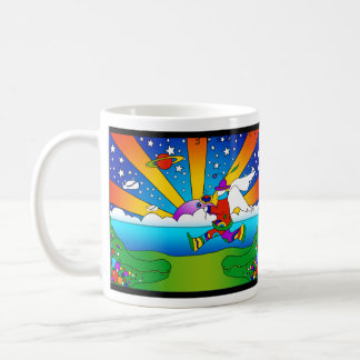 2012, It's Not the End, It's Only the Beginning v2 Coffee Mug