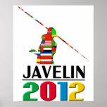 2012: Jabalina Poster