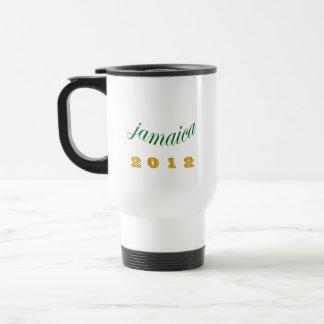 2012 Jamaica Olympic Beer Mug