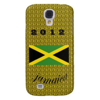 2012 Jamaica Olympic Iphone Protective Case Samsung Galaxy S4 Cover