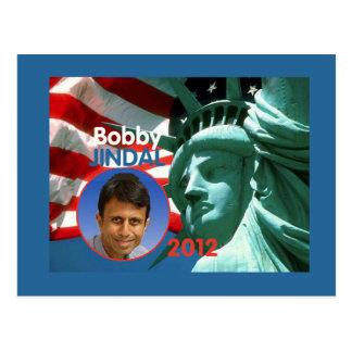 2012 Jindal Postcard