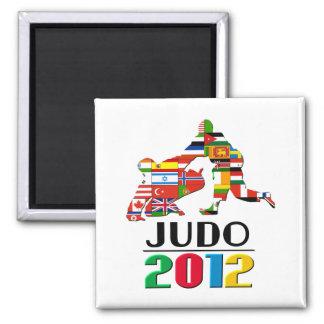 2012: Judo Imán Cuadrado