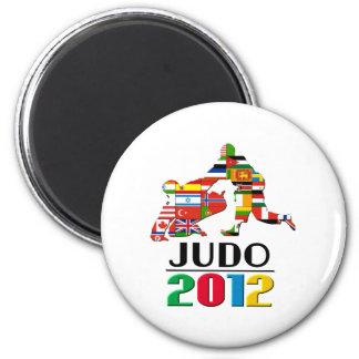 2012: Judo Imán Redondo 5 Cm