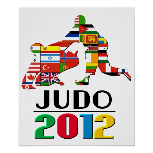 2012: Judo Poster