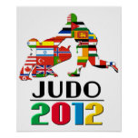 2012: Judo Posters