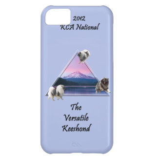 2012 KCA Logo Case (Blue) for iPhone 5 Cover For iPhone 5C