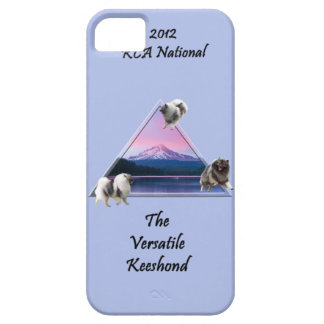2012 KCA Logo Case (Blue) for iPhone 5 iPhone 5 Case